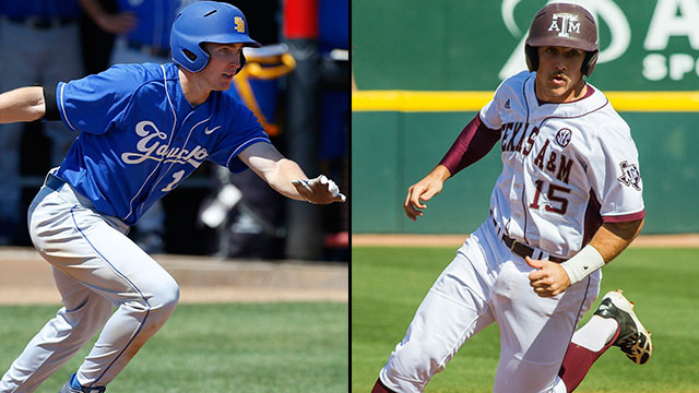 #3 UC Santa Barbara vs. #2 Texas A&M (Site 16 / Game 1): 2013 NCAA Baseball Regionals