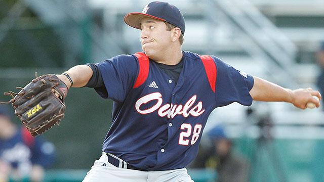 #3 Towson vs. #2 Florida Atlantic (Site 1 / Game 1): 2013 NCAA Baseball Regionals