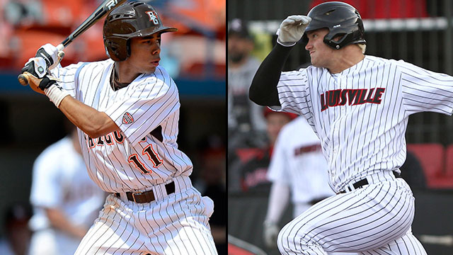 #4 Bowling Green vs. #1 Louisville (Site 10 / Game 2): 2013 NCAA Baseball Regionals
