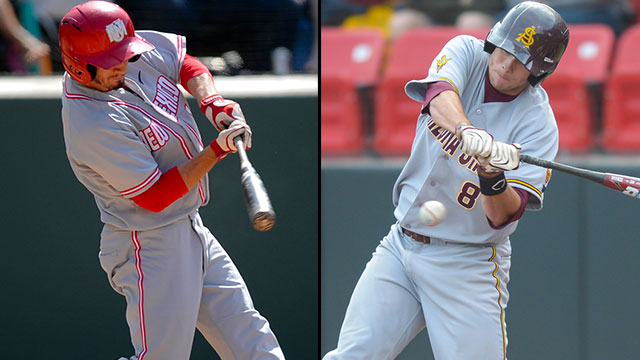 #3 New Mexico vs. #2 Arizona State (Site 5 / Game 1): 2013 NCAA Baseball Regionals
