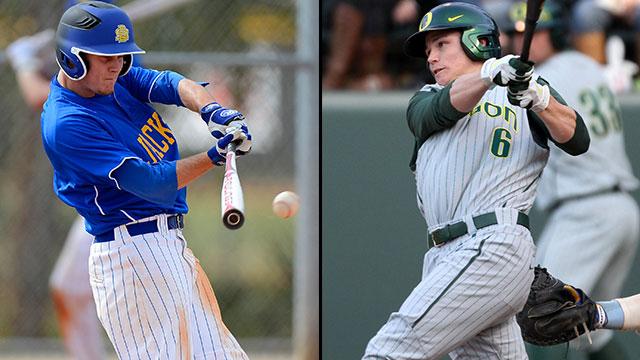 #4 South Dakota State vs. #1 Oregon (Site 4 / Game 2): 2013 NCAA Baseball Regionals