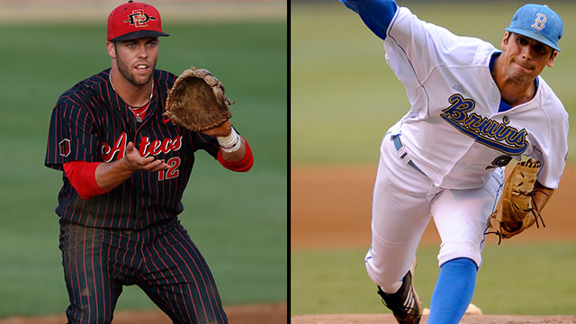 #4 San Diego State vs. #1 UCLA (Site 6 / Game 2): 2013 NCAA Baseball Regionals