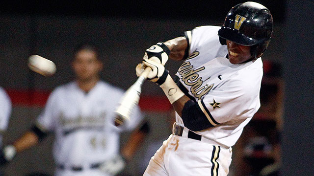 #4 East Tennessee State vs. #1 Vanderbilt (Site 9 / Game 2): 2013 NCAA Baseball Regionals