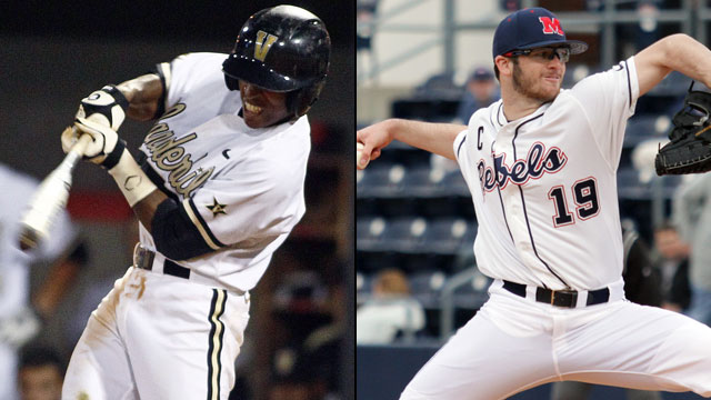#3 Vanderbilt vs. #16 Mississippi