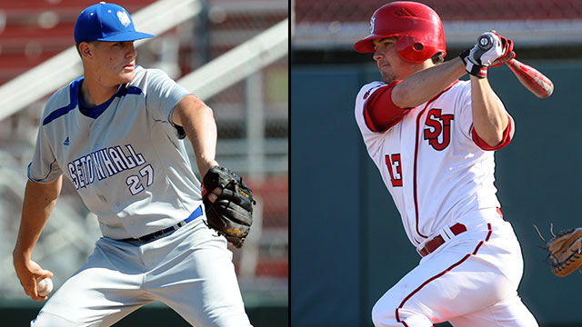 St. John's vs. Seton Hall (Game #5): 2013 Big East Baseball Championship