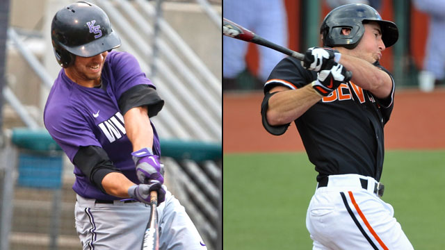 Kansas State vs. #3 Oregon State (Site 8 / Game 1): 2013 NCAA Baseball Super Regionals