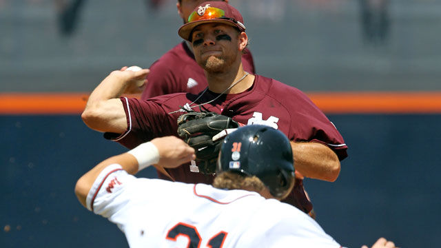 #6 Virginia vs. Mississippi State (Site 7 / Game 2): 2013 NCAA Baseball Super Regionals