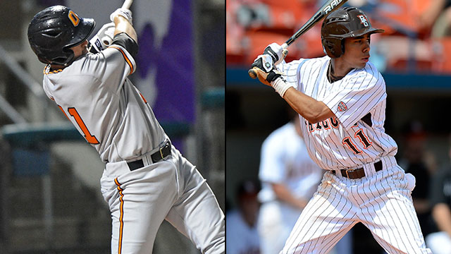 #3 Oklahoma State vs. #4 Bowling Green (Site 10 / Game 3): 2013 NCAA Baseball Regionals