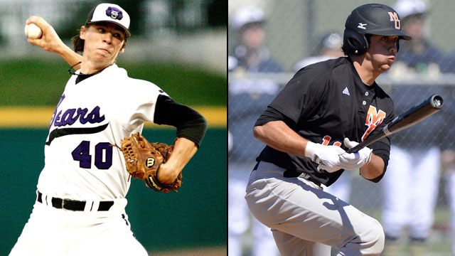 #4 Central Arkansas vs. #3 Mercer (Site 14 / Game 3): 2013 NCAA Baseball Regionals