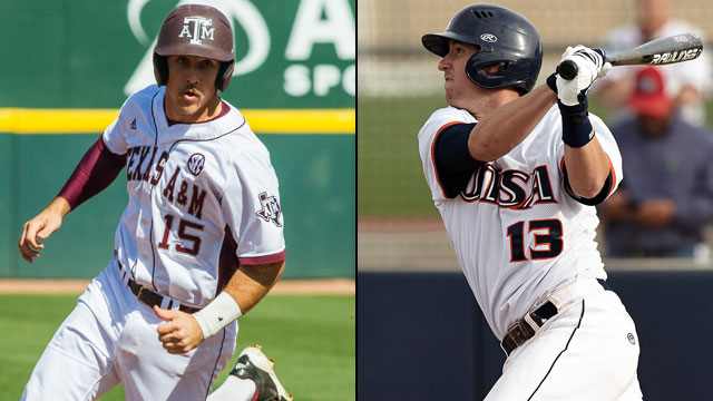 #2 Texas A&M vs. #4 Texas-San Antonio (Site 16 / Game 3): 2013 NCAA Baseball Regionals