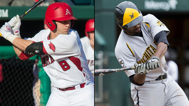 Arkansas vs. Wichita State (Site 15 / Game 3): 2013 NCAA Baseball Regionals