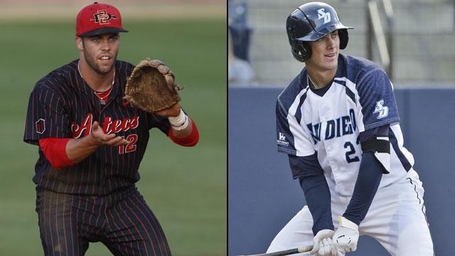 #4 San Diego State vs. #3 San Diego (Site 6 / Game 3): 2013 NCAA Baseball Regionals