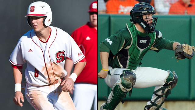 #1 North Carolina State vs. #3 William & Mary (Site 3 / Game 4): 2013 NCAA Baseball Regionals