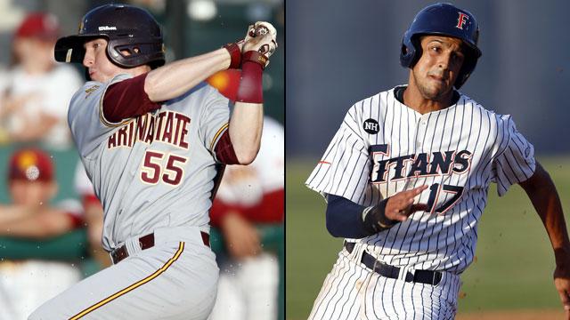 #2 Arizona State vs. #1 Cal State Fullerton (Site 5 / Game 4): 2013 NCAA Baseball Regionals