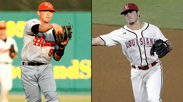 #2 Louisiana-Lafayette vs. #3 Sam Houston State (Site 8 / Game 5): 2013 NCAA Baseball Regionals