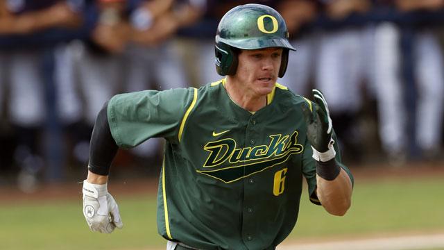 #1 Oregon vs. #3 San Francisco (Site 4 / Game 5): 2013 NCAA Baseball Regionals