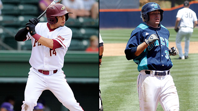 #2 UNC Wilmington vs. #3 Elon (Site 13 / Game 5): 2013 NCAA Baseball Regionals
