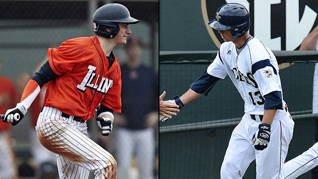 #2 Georgia Tech vs. #3 Illinois (Site 9 / Game 5): 2013 NCAA Baseball Regionals
