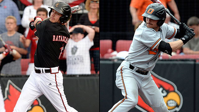 #1 Louisville vs. #3 Oklahoma State (Site 10 / Game 6): 2013 NCAA Baseball Regionals