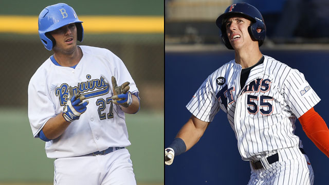 UCLA vs. #5 Cal State Fullerton (Site 3 / Game 1): 2013 NCAA Baseball Super Regionals