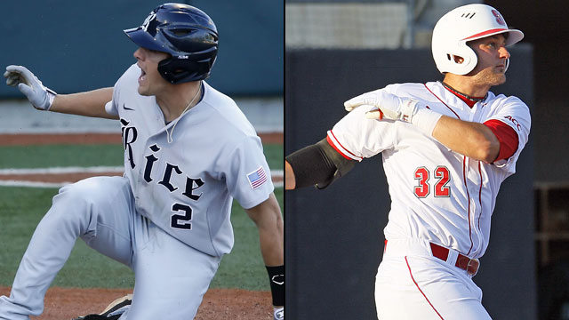 Rice vs. North Carolina State (Site 2 / Game 1): 2013 NCAA Baseball Super Regionals
