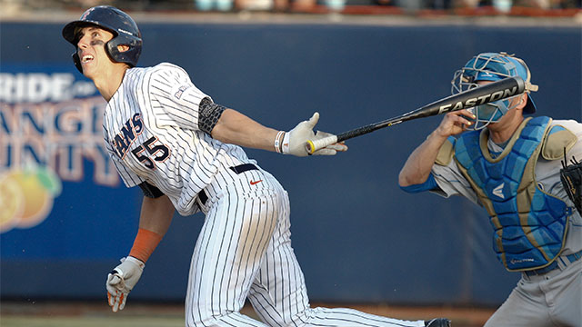 #5 Cal State Fullerton vs. UCLA (Site 3 / Game 2): 2013 NCAA Baseball Super Regionals