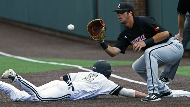 #2 Vanderbilt vs. Louisville (Site 5 / Game 2): 2013 NCAA Baseball Super Regionals