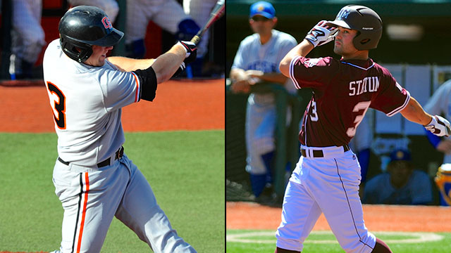 #1 Oregon State vs. #2 Texas A&M (Site 16 / Game 6): 2013 NCAA Baseball Regionals