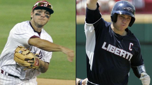 #1 South Carolina vs. #3 Liberty (Site 2/ Game 4): 2013 NCAA Baseball Regionals