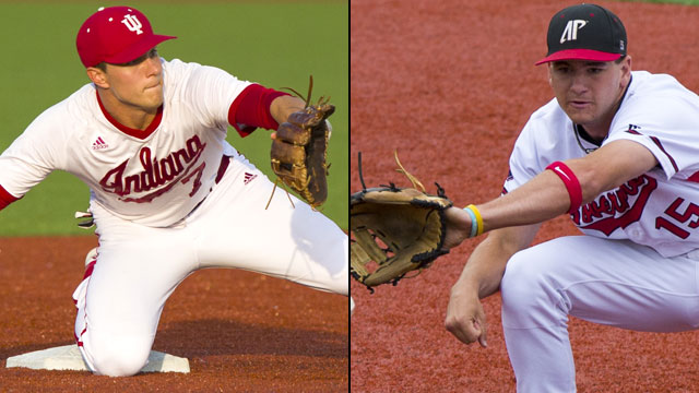 #1 Indiana vs. #2 Austin Peay (Site 11 / Game 4): 2013 NCAA Baseball Regionals