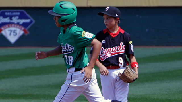 Ottawa, Ontario vs. Taoyuan, Chinese Taipei (Double Elimination)