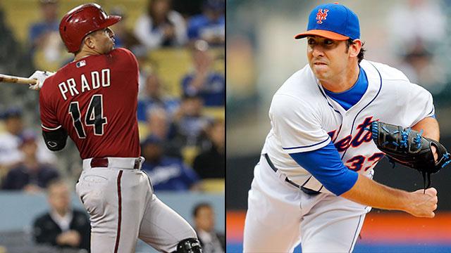 Arizona Diamondbacks vs. New York Mets