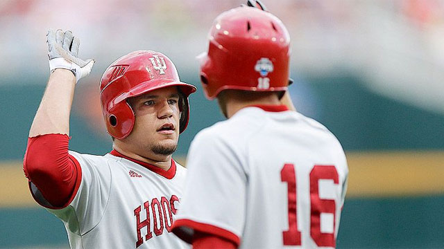 Indiana vs. Louisville (Game #2): 2013 NCAA College World Series