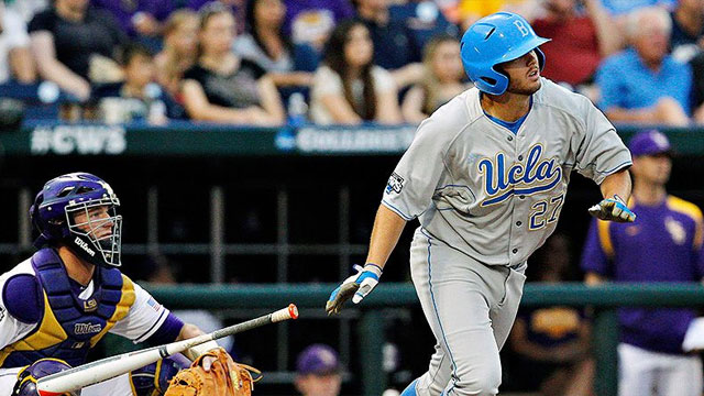 UCLA vs. #4 LSU (Game #4): 2013 NCAA College World Series