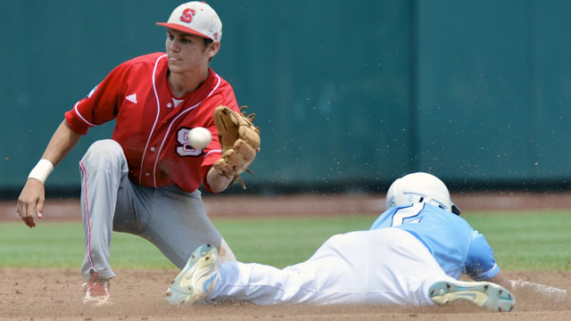 North Carolina State vs. #1 North Carolina (Game #3): 2013 NCAA College World Series