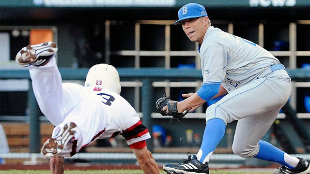 UCLA vs. North Carolina State (Game #8): 2013 NCAA College World Series