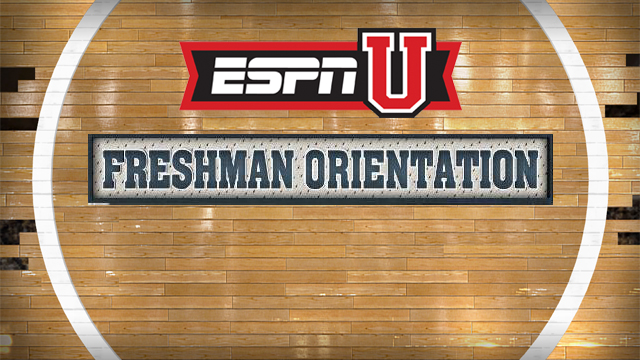 College Basketball Special: Freshman Orientation