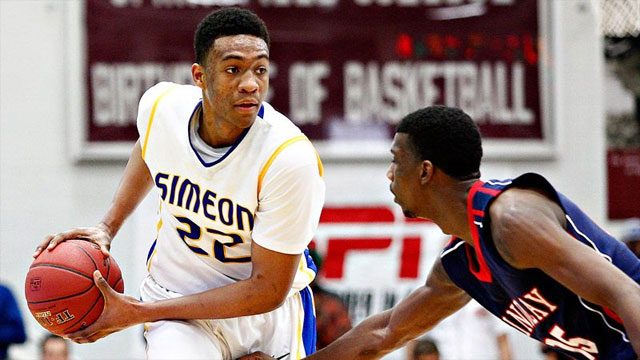 Oak Hill Academy (VA) vs. Simeon (IL)