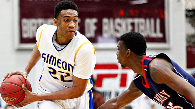 Whitney Young (IL) vs. Simeon (IL)
