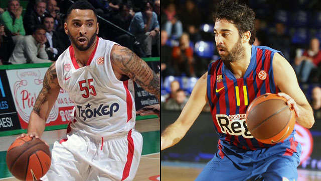 Olympiacos vs. FC Barcelona Regal (Semifinal)