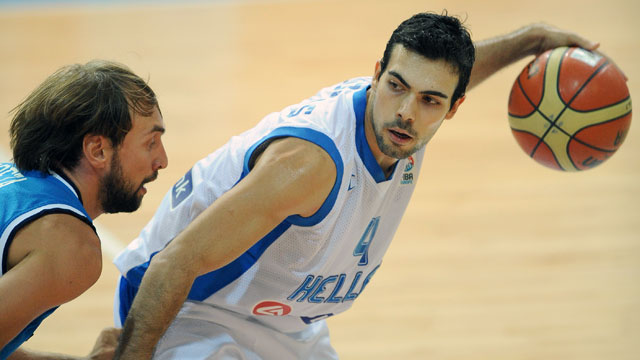 Greece vs. Finland (Preliminary Round)