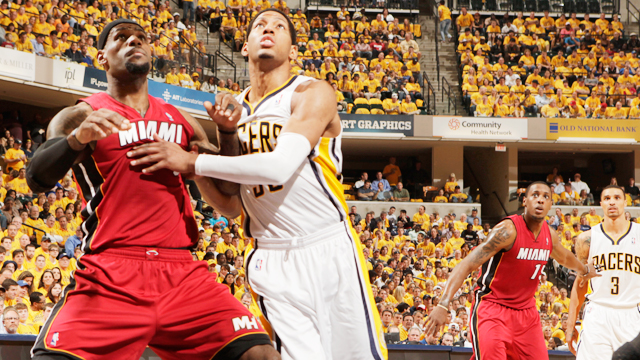 Miami Heat vs. Indiana Pacers (Conference Semifinal, Game 6)
