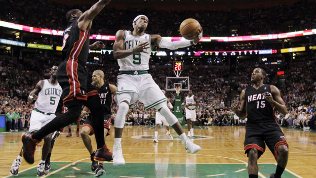 Boston Celtics vs. Miami Heat (Conference Finals 5)