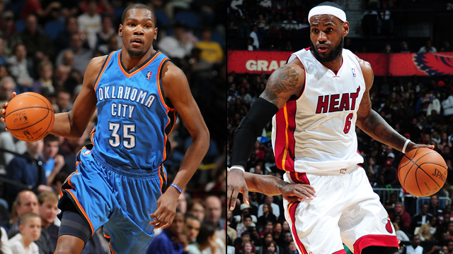 Oklahoma City Thunder vs. Miami Heat (Finals, Game #3)