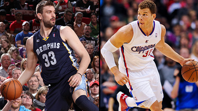 Memphis Grizzlies vs. Los Angeles Clippers (First Round, Game 1) (re-air)