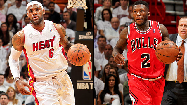 Miami Heat vs. Chicago Bulls (Conference Semifinal, Game 3) (re-air)