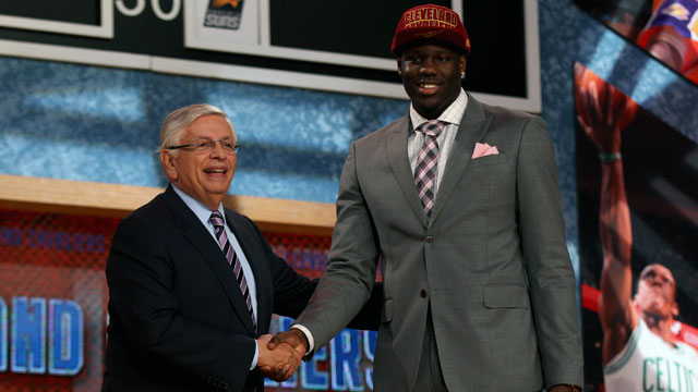 2013 NBA Draft presented by State Farm