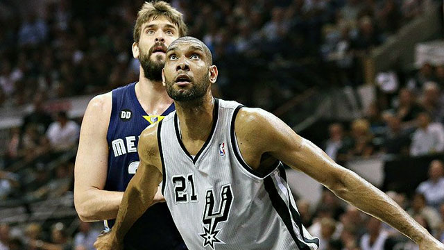 San Antonio Spurs vs. Memphis Grizzlies (Western Conference Finals Game 3) (re-air)