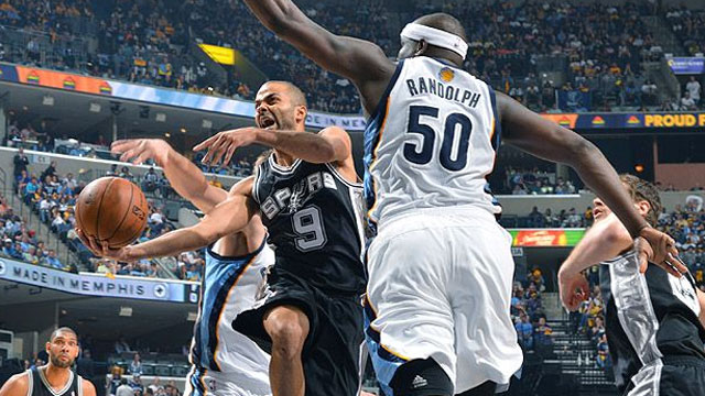 San Antonio Spurs vs. Memphis Grizzlies (Western Conference Finals Game 4) (re-air)