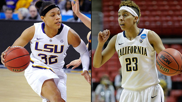 #6 LSU vs. #2 California (Regional Semifinal #2): 2013 NCAA Women's Basketball Championship